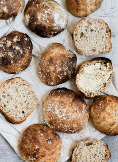 Bread Recipes, Baking Recipes, Healthy Recipes, Food Crush, Getting Hungry, Food Porn, Brunch, Food And Drink, Treats