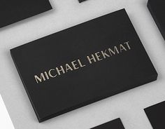"Check out new work on my @Behance portfolio: ""Michael Hekmat"" http://be.net/gallery/31988757/Michael-Hekmat"