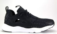 on sale 95307 0105a Reebok - Furylite New Woven - Black by Cans and Co. - Graffiti and Sneakers