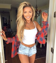 sexy flannels are here to help you through the week 60 photos 25 Sexy flannels are here to help you through the week (60 Photos)