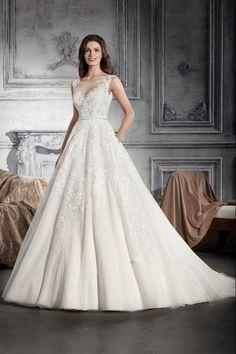 ac72dd6bcd39 Νυφικά Φορέματα Demetrios Collection - Style 745 Wedding Dress Styles