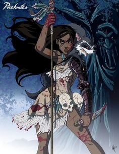 Pocahontas Mala