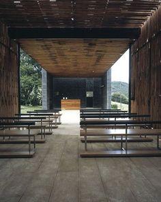 Porciúncula de la Milagrosa Chapel   Daniel Bonilla Arquitectos