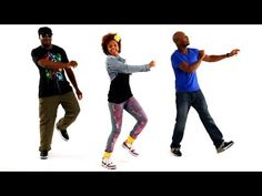 ▶ How to Do the Reebok | Hip-Hop Dancing - YouTube (This was a go-to dance for folks who knew how to dance in the '80s.)