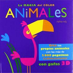 La Magia del Color: Animales