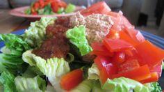 Raw Mexican Salad Recipe - www.youngandraw.c...