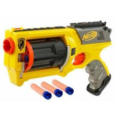 This is a favorite of mine. After you've spend nearly two weeks trying to get students to understand the basics of projectile motion, it's time to go hands-on. Students get a Nerf gun, a meter sti...
