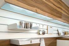 Kuche on pinterest kitchen gadgets modern kitchen for Küchen relingsystem
