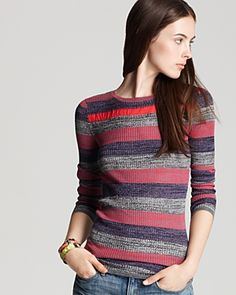MARC BY MARC JACOBS - Sheila Silk Sweater
