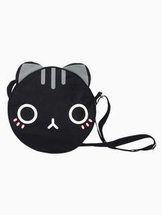 Cat Across Body Bag