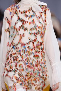 ENHANCE U FASHION DETAIL Chloé | Paris Fashion Week | Fall 2016 Runway Designers