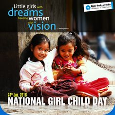 Equality is a right and not a privilege. On this #NationalGirlChildDay let us ensure that every girl child gets proper respect in the society and all the human rights she truly deserves. Let's STOP discrimination on the basis of gender. #NationalGirlChildDay #GirlChild