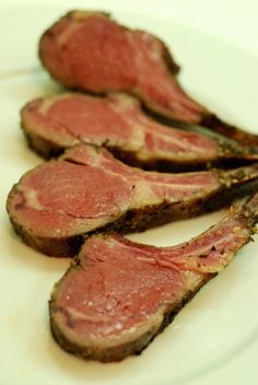 Sous Vide Trader Joe's Seasoned Frenched Rack of Lamb | Award-Winning Paleo Recipes | Nom Nom Paleo