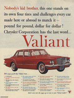 Chrysler Valiant V-200
