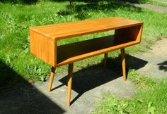 Hey, I found this really awesome Etsy listing at https://www.etsy.com/listing/154752424/mid-century-inspired-sofa-table-side