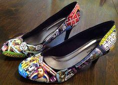 Clone Wars heels