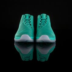 buy popular 68ba3 0343e Add the Air Jordan Future jade ice colorway to your collection today!
