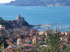 Visit Lerici on the Gulf of Poets on Italy's northwestern coast.