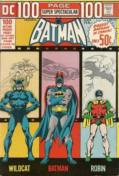 DC 100 Page Super Spectacular #14 - Nick Cardy