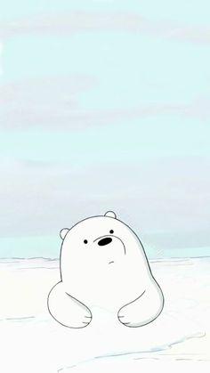 Kawaii Ice Bear Iphone We Bare Bears Wallpaper Polar Bear Wallpaper, Cute Panda Wallpaper, Cute Disney Wallpaper, Kawaii Wallpaper, Cute Wallpaper Backgrounds, Iphone Wallpaper, Baby Wallpaper, Wallpaper Wallpapers, Computer Wallpaper