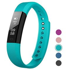 Fitness Tracker, Letscom Activity Tracker with Step Counter and Calorie Counter Watch Pedometer, Slim Fitness Watch for Kids Women Men *** Click image for more details. (This is an affiliate link) #Accessories