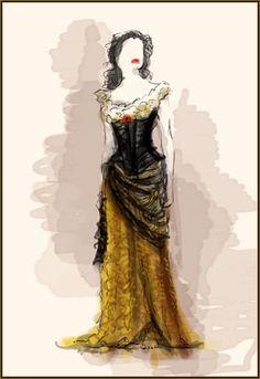 phantom of the opera concept art