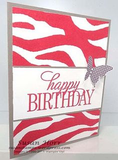 Image result for stampin up it's wild