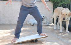 Come realizzare una balance board