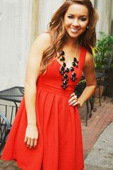 Your New Favorite Little Red Dress