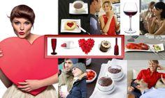 Vše co můžete potřebovat, abyste potěšili své milované First Bite, Valentine Day Love, Create Yourself, Chocolate, Dinner, Desserts, China, Food, Dining