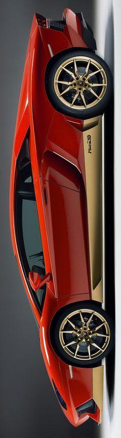 Kallistos Stelios Karalis || LUXURY Connoisseur || 2016 Lamborghini Aventador Miura Homage Special Edition by Stelios Karalis