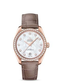 Omega Co-Axial Master Chronometer Ladies' 38mm