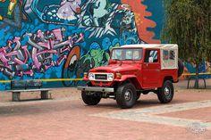 Toyota Land Cruiser J40 Oldtimer — US-Firma baut den Ur-Land Cruiser neu