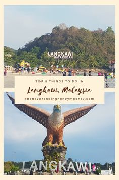 Langkawi - Top 8 Things to do in Langkawi - The Neverending Honeymoon Stuff To Do, Things To Do, Here Goes, Pool Waterfall, Rainy Season, Number Two, Central Asia, Travel Deals, Asia Travel