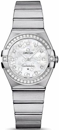 Omega Constellation 123.15.27.60.55.005