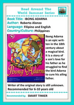 The Story of a magical bird from the Philippines.