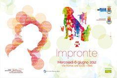 Poster 3x2 Campagna di Sensibilizzazione  Rieti   Mirko Cianca   Grafica