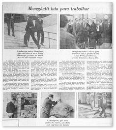 Fotos Históricas: o ladrão e o prefeito - noticias - O Estado de S. Paulo - Acervo Estadão