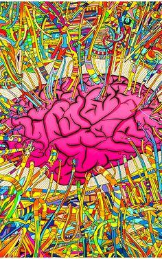 40 idees de trippy wallpaper fond d