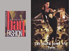 "BAY Fashion 21st issu fall 2012 on aura tout vu for Helga Posser 2012 for the wew clip ""Vagabundo"""