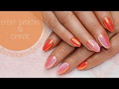 ♦Manicure hybrydowy: Ombre & Efekt Syr - Youtube Downloader mp3