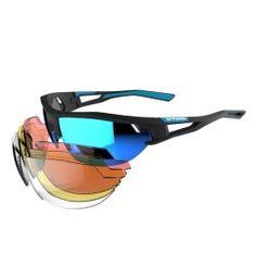 a5d021e5d CYCLING 700 BLUE PACK 4 LENSES Óculos De Sol De Corrida