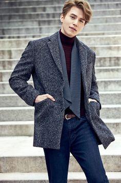 Донук Блондин – 13 фотографий Choi Jin, Bts Jin, Lee Jong Suk, Lee Dong Wook Blonde, Asian Actors, Korean Actors, Goblin, Song Joong, Park Bo Gum