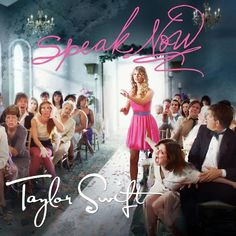 TAYLOR SWIFT'S ALBUM COVERS : Taylor Swift