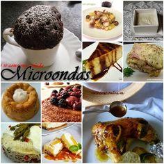 Microondas, sacándole partido (Parte 1) | Cocinar en casa es facilisimo.com