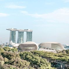 Sunshine and good vibes only on this Sunday, while gazing at the Marina Bay Sands and Esplanade Theatres. Hello Singapore! . #cityview #bluesky #singapore Theatres, Throughout The World, Good Vibes Only, Marina Bay Sands, Singapore, Sunshine, Villa, Sunday, Journey