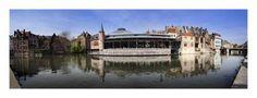 A beautiful view while enjoying a meal | Oude Vismijn - Bord-eau Brasserie