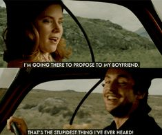 Leap Year..... it keeps getting better every time I see it