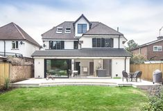 This customer's house in Weybridge was perfectly situated, but they knew it was going to be a labour of love as it was in need of total renovation. Gallery The Process Here are some other case studies