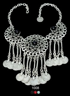 New Ottoman Zinc Necklace